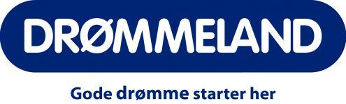 Logo: Droemmeland_logo_negativ_CMYK_DarkBlue-uden-hvid-streg-FAKTURA.jpg